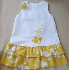 {Customary and custom baby housecoat, offers the best solution. Girls Frock Design, Baby Dress Design, Baby Frocks Designs, Kids Frocks Design, African Dresses For Kids, Little Girl Dresses, Kids Dress Wear, Baby Girl Dress Patterns, Frocks For Girls