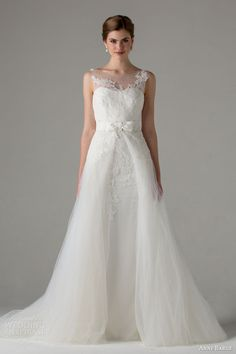 Anne Barge Fall 2015 Wedding Dresses | Wedding Inspirasi
