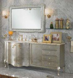 Neo Classic Bathroom Interior Design by Lineatre (4) - Modern Homes Interior Design and Decorating Ideas on Decodir