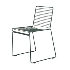 Hee Dining Chair Stuhl racing green