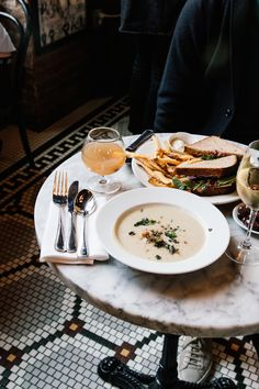 lunch at Reynard - New York | by Egg Canvas
