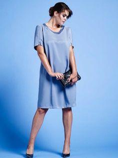 133-012016-B, burda style, Kleid, Nähen