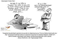 Karikatürlerde Almanların Gözüyle Türkler