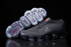 hot sale online 7f790 9017a Air Vapormax Mens Store Sale - Brand New Nike Air Vapormax Flyknit Black  Red Shoes