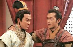 """Louis Koo Invites Raymond Lam to do a """"A Step into the Past"""" Cast for Movie Remake. Chinese celebrity news"""