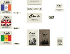 Em's - new on Behance