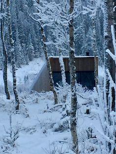 Hemsedal cabin, blue hour.....