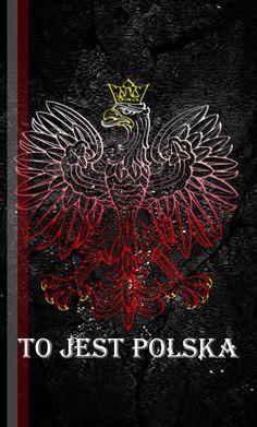 To jest polska wallpaper by RadoslawM - - Free on ZEDGE™ Polish Symbols, Eagle Wallpaper, Warsaw Uprising, Poland History, Eagle Tattoos, Just Style, My Heritage, Logo Nasa, Pencil Drawings