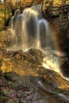 Lumsdale Valley Rainbow by Brads5**