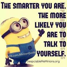 Need to have an intelligent conversation with someone - LOL!