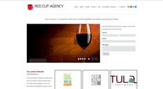 """Red Cup. Santa Monica Digital Agency. """"We use digital media to build a global narrative around your brand. We like startups. Lee Schneider (@docuguy) is our founder and creative director."""""""