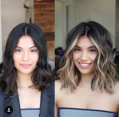 Are you going to balayage hair for the first time and know nothing about this technique? We've gathered everything you need to know about balayage, check! Hair Beauty, Luxury Beauty, Hair Color And Cut, Cool Hair Color, Cheveux Beiges, Medium Hair Styles, Curly Hair Styles, Brown Hair Balayage, New Hair