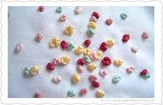 Fool-Proof French Knot