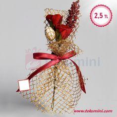 Güller Nikah Şekeri 2,5 TL #güller #nikahşekeri #nikah #kına #nişan #düğün #tekomini WhatsApp: 0538 490 98 10