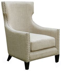 Madison McCord Interiors - Sofas & Sectionals  I like this chair