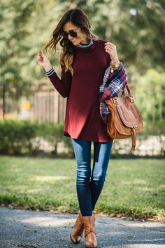 Love the layered tops, and I don't have a striped long sleeve tee to work with, so that would be a great hole-filler for me.