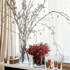 Decorating Good Interior Design For Home Tabletop Artificial Christmas Trees Christmas Decorations For Chandeliers Easy Diy Tabletop Christmas Tree Stand Decor Traditional Christmas Tree, Modern Christmas, White Christmas, Christmas Holidays, Rustic Christmas, Unusual Christmas Trees, Alternative Christmas Tree, Christmas Flowers, Christmas Wedding Centerpieces