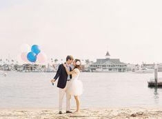 balboa island engagement photography
