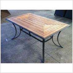 Channel Enterprises Claremont Timber Table 150x90