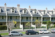 Types of Terraced Housing - Domain Terraces