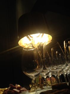 Golden Bourgie Lamp!