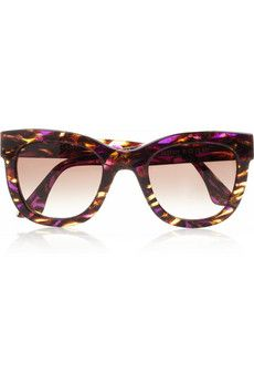 I don't know if I'll ever be at a point where I am okay spending $375 on a pair of sunglasses, but...