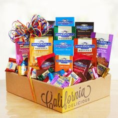 Your destination for high quality gift baskets. Large inventory of gift baskets for all occasions - holidays, corporate, birthday, anniversary, celebration, and more! #christmasgiftbasket http://www.basketsbybritt.com