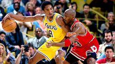 Kobe Bryant agradece a Michael Jordan por su apoyo