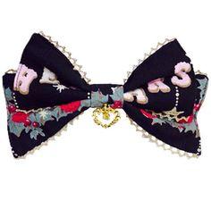 59.00$  Buy now - http://vihhb.justgood.pw/vig/item.php?t=bligj6q18793 - Baby The Stars Shine Bright Holy Night Barrette Headbow BTSSB Lolita Fashion