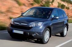 Хонда СРВ (2007-2011) технические характеристики