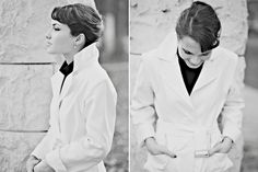 Vintage Audrey Hepburn meets the modern age.  Beautiful!
