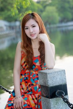 China nice girl photo