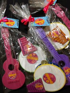 Magic Birthday, 4th Birthday, Birthday Party Themes, Motown Party, Guitar Party, Magic Theme, Music Party, First Birthdays, Kid Birthdays