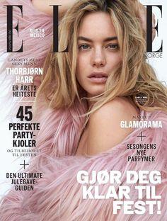 Elle Norway December 2014 Cover