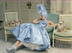 kate moss as marie antoinette. LOVE