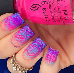 See this Instagram photo by @nailartcrazed • 61 likes                                                                                                                                                                                 More