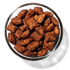 2/3 c Barbara's Bakery Cinnamon Puffins Cereal (dry) http://www.womenshealthmag.com/weight-loss/best-healthy-snacks-for-weight-loss/slide/24