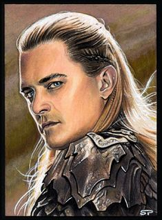 LEGOLAS by S-von-P on deviantART