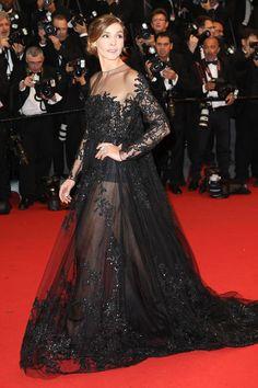 Clotilde Courau. Cannes 2013