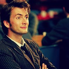 You know it's okay to fangirl over David Tennant when one of your straight guy friends says it's okay for anyone to fangirl over David Tennant.