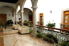 Hostal de la Monja, Durango, Durango, México.  A un costado de Catedral y a media cuadra de la Plaza Principal. Durango Mexico, Plaza, Patio, Outdoor Decor, House, Ideas, Home Decor, Nun, Hotels