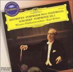 Karl Bohm - Beethoven: Sym 6; Schubert: Sym 5, Blue