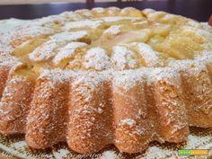 Torta ripiena di mele - Ricetta   TrovaRicetta.com