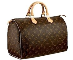"Louis Vuitton Monogram Speedy Bag - 11 Designer Classic Bags You Should Have ... Louis Vuitton have never been more popular than they are right now. But believe it or not, Louis Vuitton Mongram Speedy Bags have been the ""it"" bags for over 50 years now..."