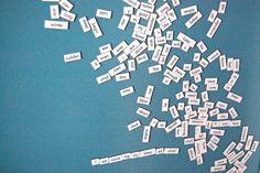 Phrase Organizing
