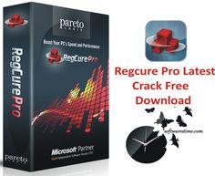 Regcure Pro Latest Crack Free Download