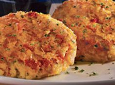 Spago's Crab Cakes by Chef Wolfgang Puck