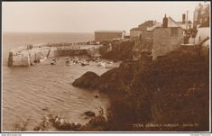 Other - Coverack Harbour, Cornwall, c.1930s - Judges RP Postcard