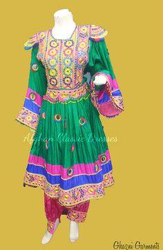 New afghan style dress