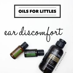 We've all been there - comforting a little one in the middle of the night whose ear is hurting. Besides breaking a mommas heart, WHY is it always in the middle of the night?! Try this to get everyone back to sleep in a jiffy.  Apply diluted Melaleuca to the ear (behind, on, and on the outer part of the inner ear - never in the ear canal). Next, take a cotton ball, apply 1 drop Basil and 1 drop FCO to it and nestle it in the ear. You can secure with tape, a bandaid, or a hat